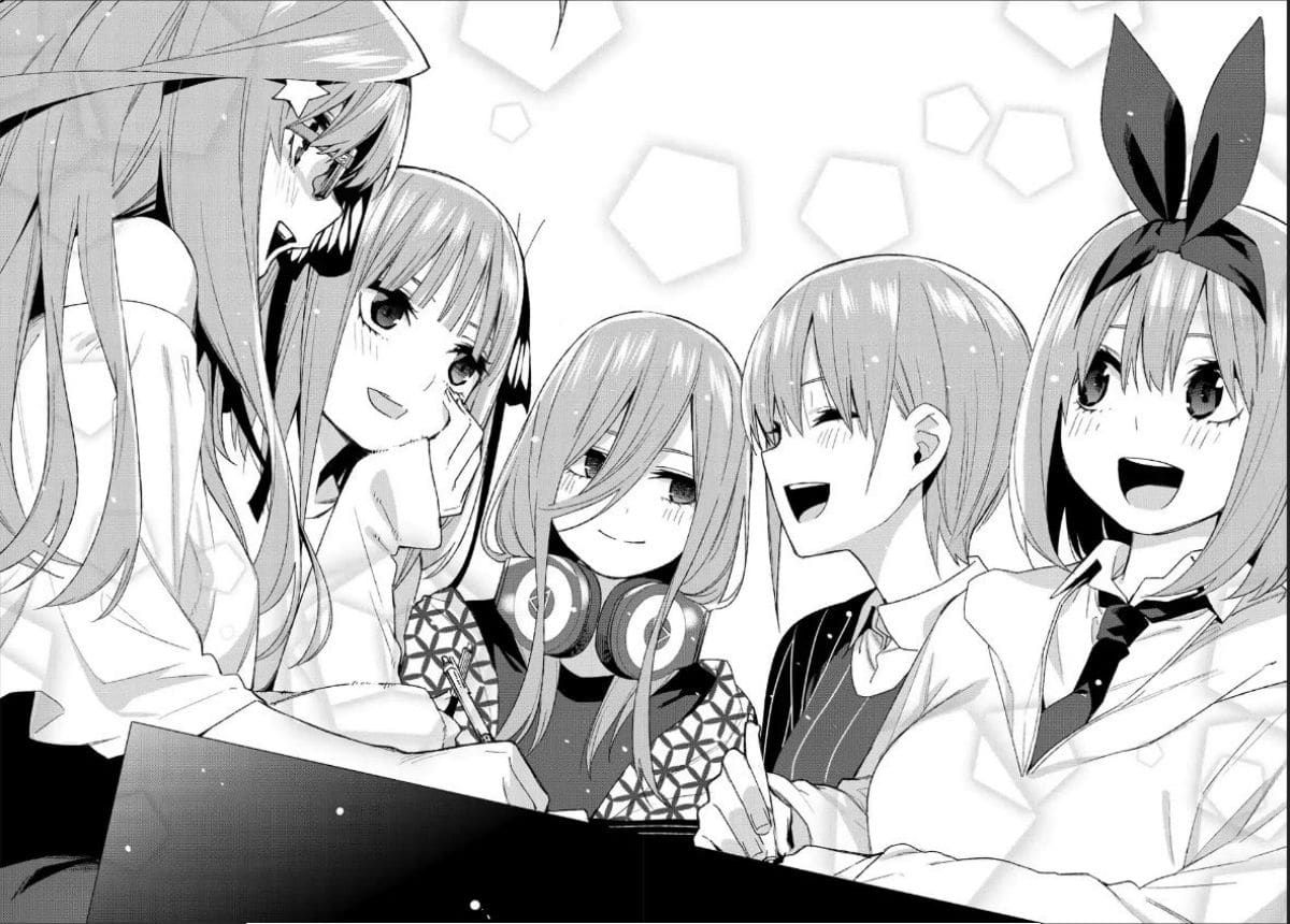 The Quintessential Quintuplets Season 2 Anime Has Been