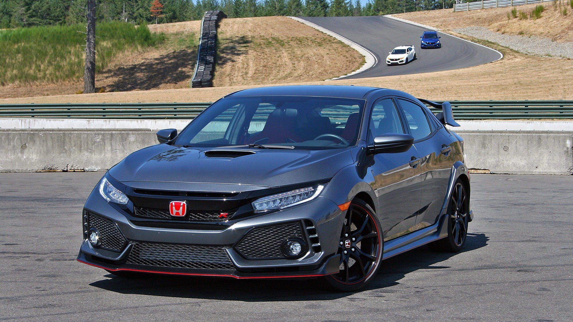 2017 Honda Civic Type R Driven Nice Honda civic type