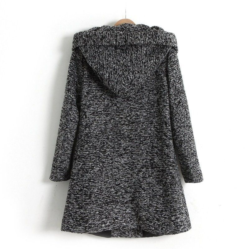 patron tricot manteau femme gratuit