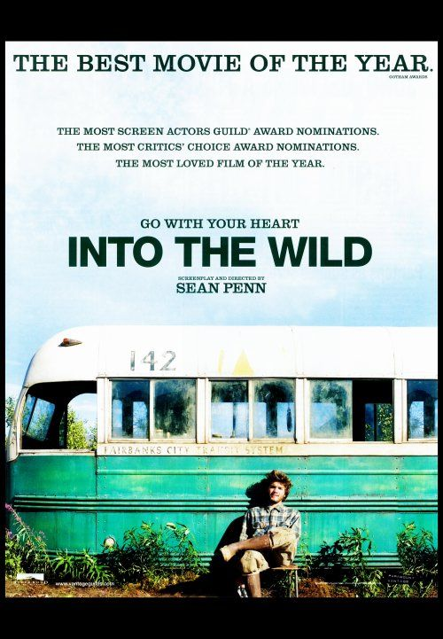 Into The Wild Hacia Rutas Salvajes Dvdrip Sub Es Identi Wild Movie Good Movies To Watch Good Movies