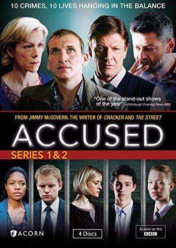 Amazon Com Accused Series 1 2 Sean Bean Anna Maxwell Martin Andy Serkis Peter Capaldi Juliet Stevenson David Bla Juliet Stevenson Tv Series Sean Bean