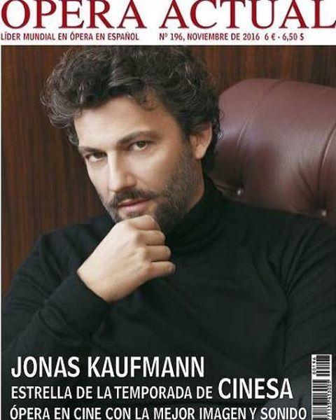 #myfavorite #tenor #operasinger #jonaskaufmann #jonaskaufmannisthebest #grandemaestro #handsome