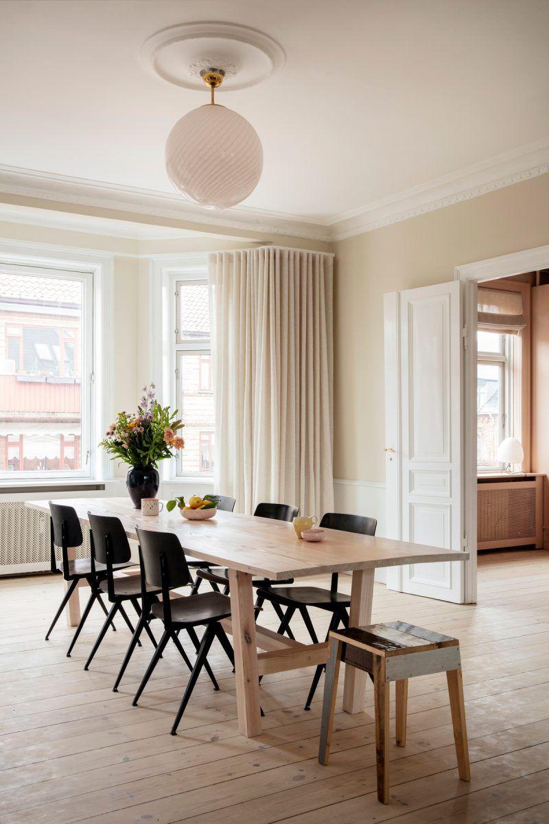 Lyxskandinaviskt Och Stilsakert Hos Danska Elles Creative Director I 2020 For Hemmet Interiorer Mobler