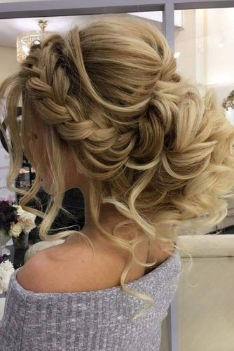 51 Sophisticated Prom Hair Updos Homecoming Stuff Pinterest