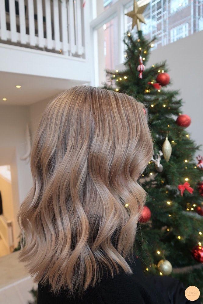Naturlig blond kall