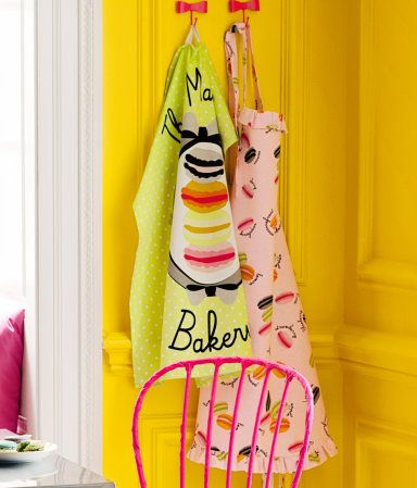 Macaron Apron from H Home