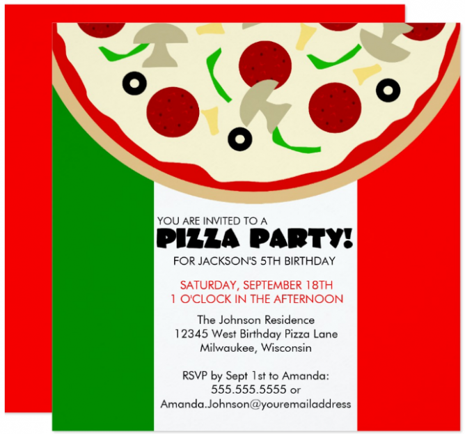 I Will Tell You The Truth About Italian Themed Party Invitation Template In The Next 13 Seconds Italian Themed Party Invitation Template Wordpress Receives A