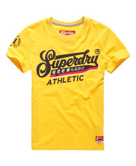 Superdry Double Drop Athletic T-Shirt  0444b35513ffe