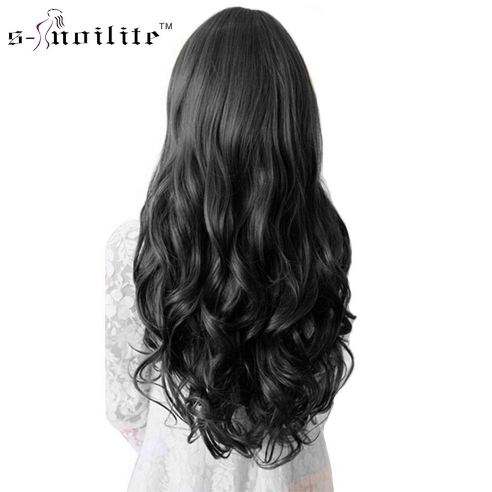 Snoilite Pale Blonde Hairpiece 23inch 170g Straight 18 Clips In