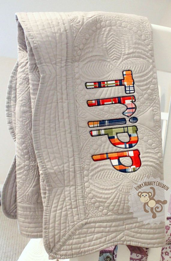 Personalized baby quilt personalized baby gift personalized baby personalized baby quilt personalized baby gift personalized baby blanket monogrammed baby blanket negle Image collections