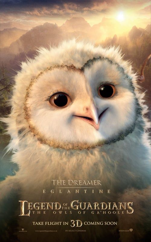 Legend of the Guardians: The Owls of Ga'Hoole Full Movie