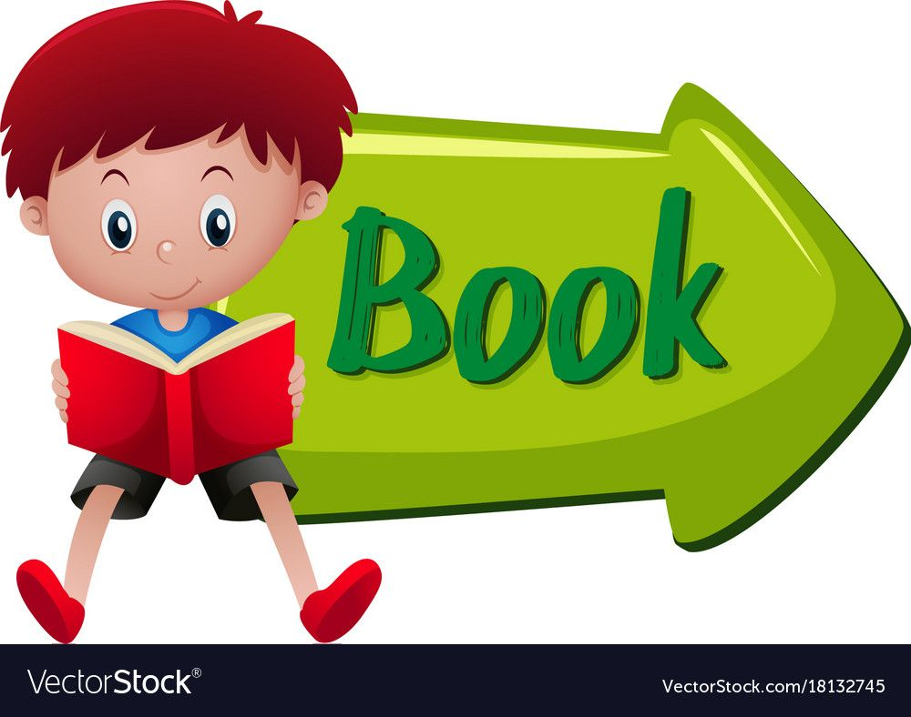 47++ Someone reading a book clipart ideas