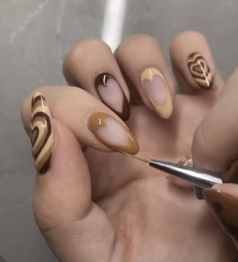 Pin by Valeriepantojabieber on Pretty acrylic nails