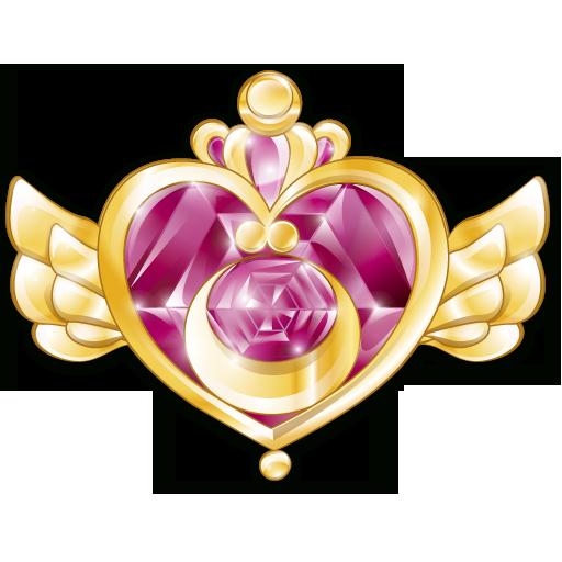 Crisis Moon Compact Icon Png 512 512 Sailor Moon Moon Icon Sailor