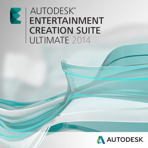 #Autodesk Entertainment Creation Suite Ultimate 2014 - #Student /Faculty