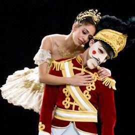 ballet footjob Nutcracker