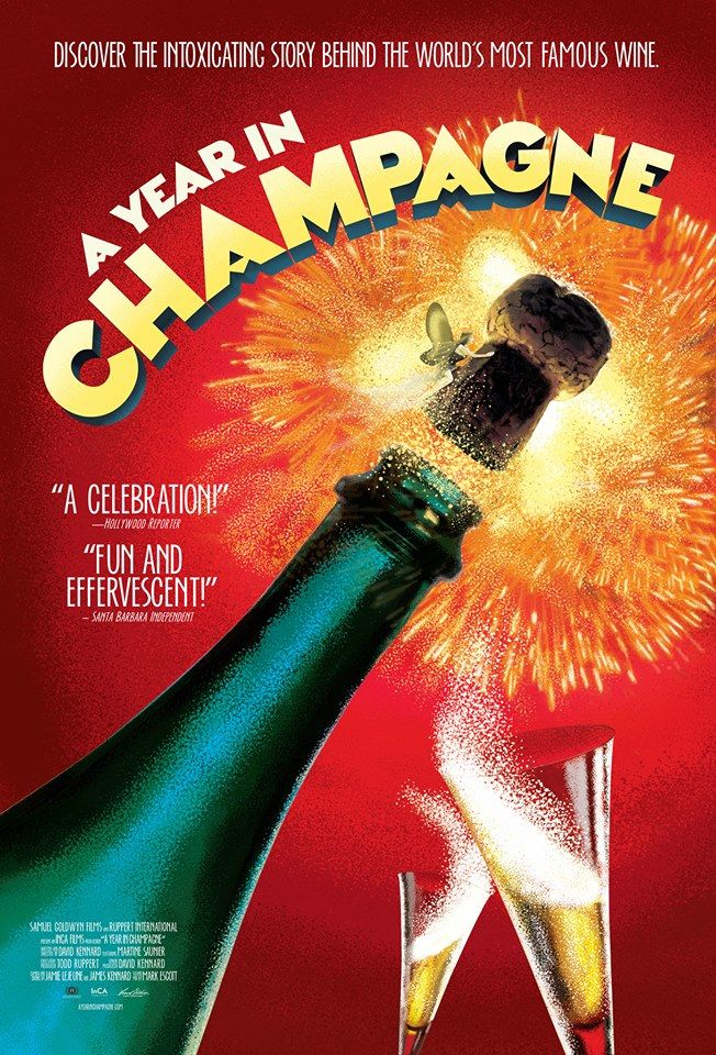 A Year In Champagne, the second film in a wine trilogy by Samuel Goldwyn Productions that also includes the film A Year In Burgundy, is a visual tour of six legendary Champagne houses with importer...