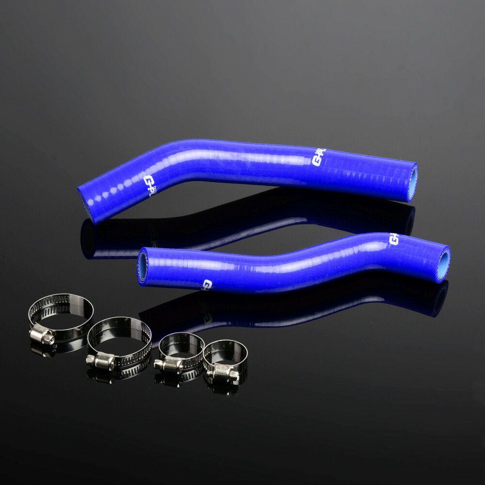 For YAMAHA YZF250 YZ250F 2006 06 silicone radiator hose BLUE