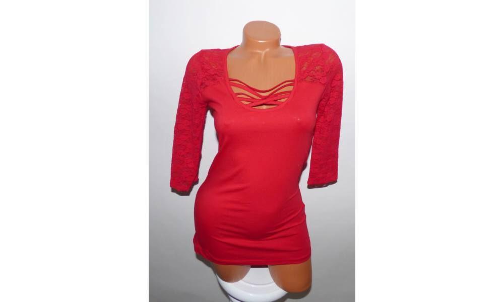1ce7de2263 Csipke ujjas pántos felső - Póló / Pulóver - Luna Gardrobe Női ruha  WebÁruház, Akciós - olcsó női ruha, Női ruha webshop, Online trendi -  divatos ruha