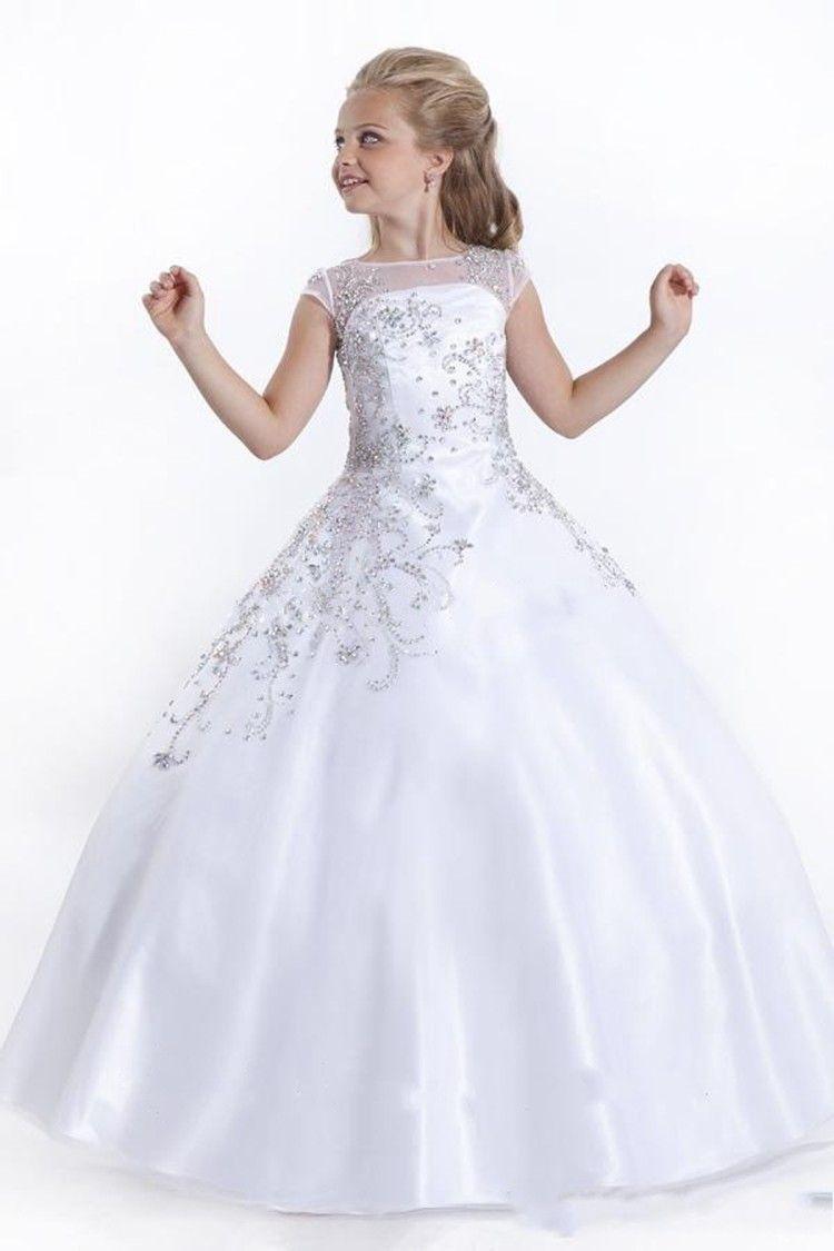 Resultado de imagen para ball gown first communion dress ...