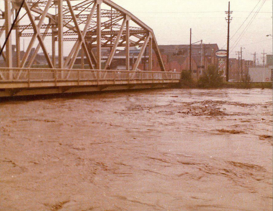 Johnstown Flood 1977 Grams N My Grandfather Were Visiting Home