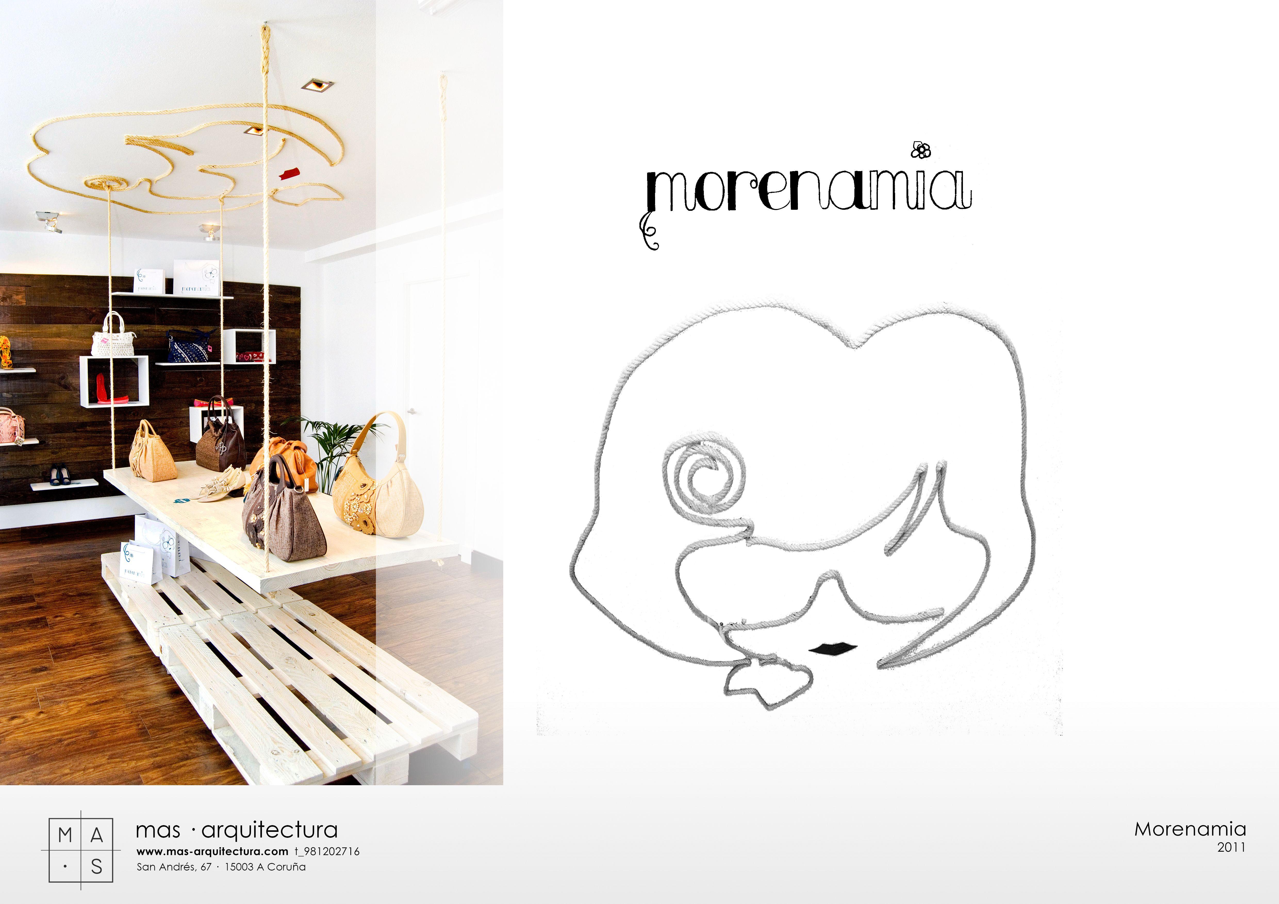 Morenamía _ Diseño de interiorismo, mobiliario e imagen por mas·arquitectura #interiordesing #architecture #design #diseño #interiorismo #arquitectura #masarquitectura #furniture #furnituredesing #mobiliario #branding