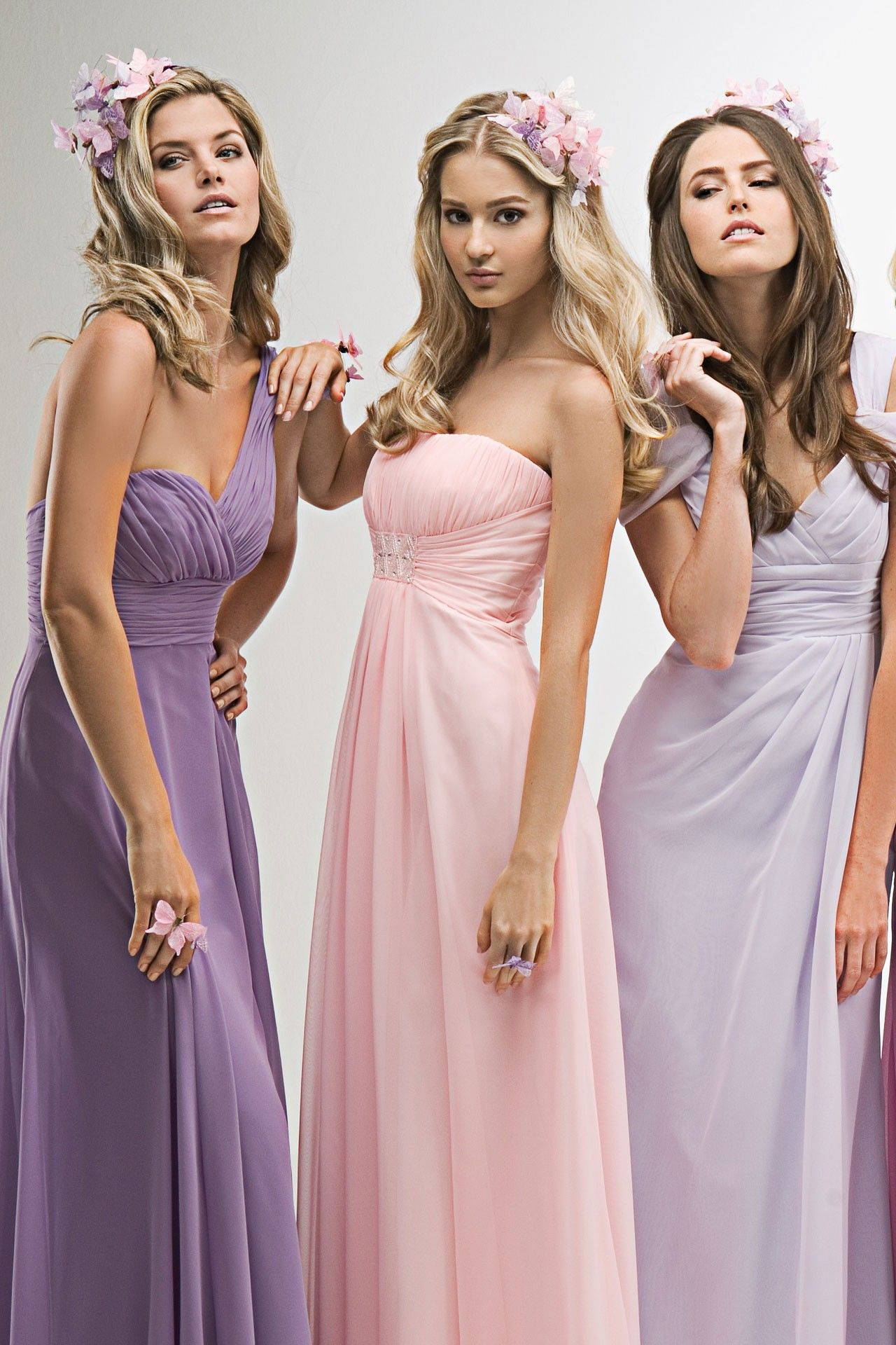 Bridesmaid Dresses Latest Styles & Ideas (BridesMagazine.co.uk ...