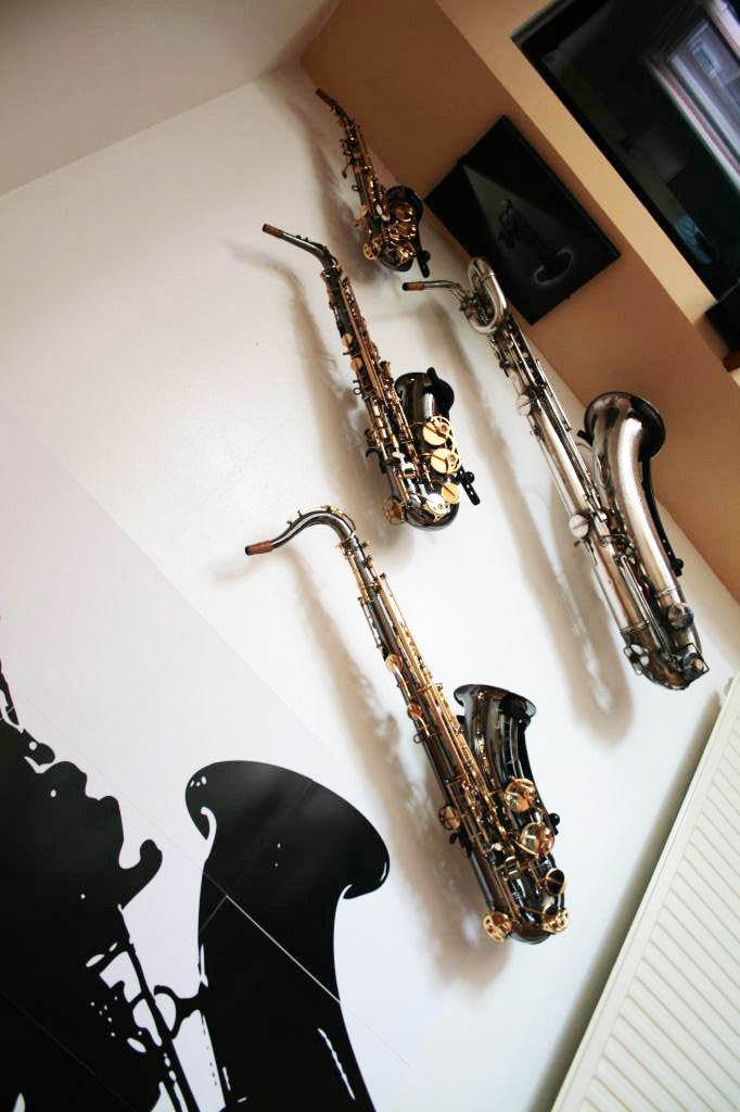 Keep Your Precious Saxophones Safe And Beautifully On