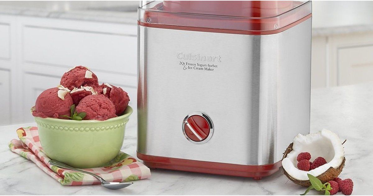 Prime Day Is Your Chance To Purchase Pricey Kitchen Gadgets For Less Frozen Yogurt Maker Ice Cream Maker Best Ice Cream Maker