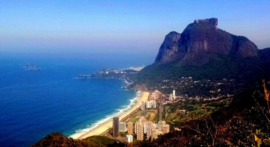 Na capital do Rio, a praia  indicada para amantes do surfe é a de São Conrado (foto: Daniel Fucs/Flickr-Creative Commons)