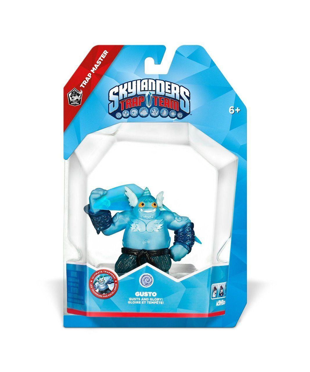 Thunderbolt Skylanders Trap Team Universal Trap Master Figure