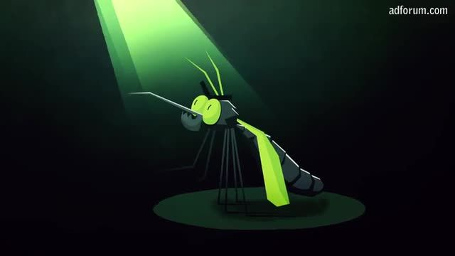 """+1 Editor's Pick: """"Death To Mosquitoes"""" for Terminix (by Havas Worldwide Chicago ) Bug off...A tale of futile resistance and a savior come to the rescue."""