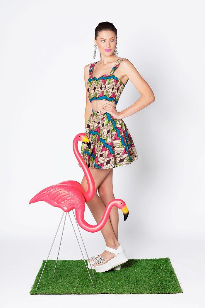 Mdada Skirt | Mango Rains - Fashion & Accessories