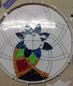 Love stained glass learn how to do it yourself cuttings glass love stained glass learn how to do it yourself solutioingenieria Image collections