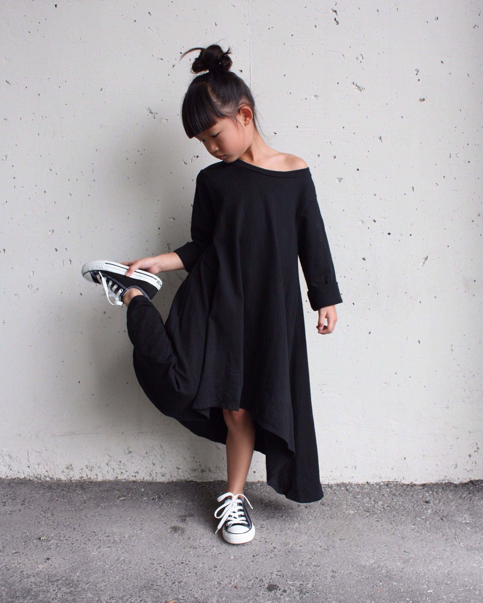 Whitefilly black filly dress pakaian anak pinterest black
