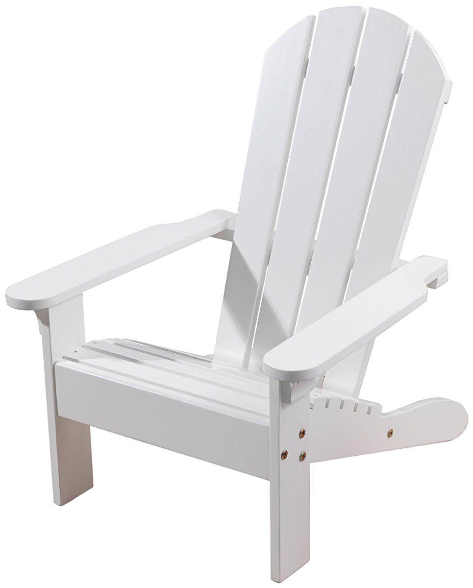 Kidkraft adirondack chair white outdoor chairs white