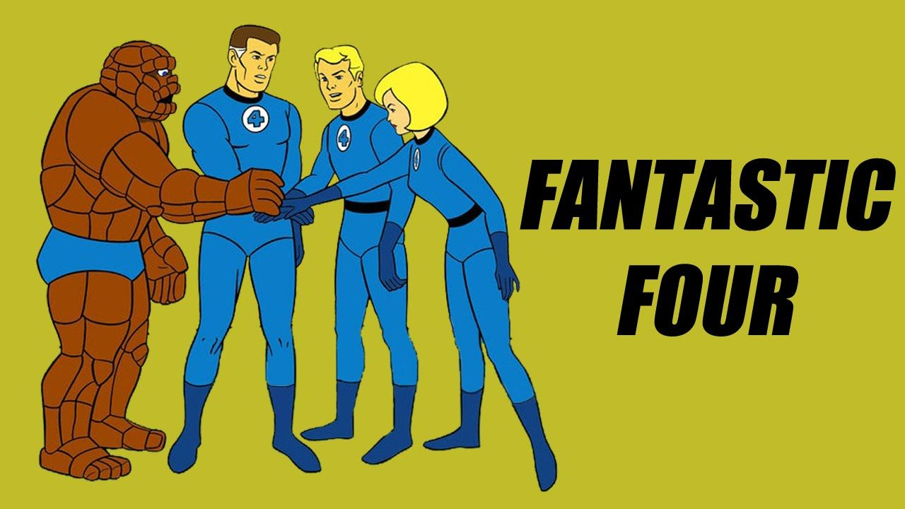Fantastic Four (1967) - Intro (Opening) | Video- Music