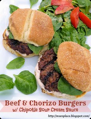 recipe: beef chorizo burger recipe [39]