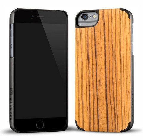 Recover - Zebrawood Iphone 6 case