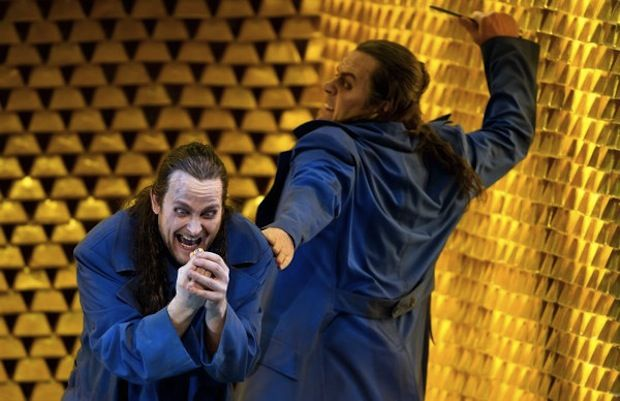 Petrenko dirige una magnífica producción de Das Rheingold en Munich