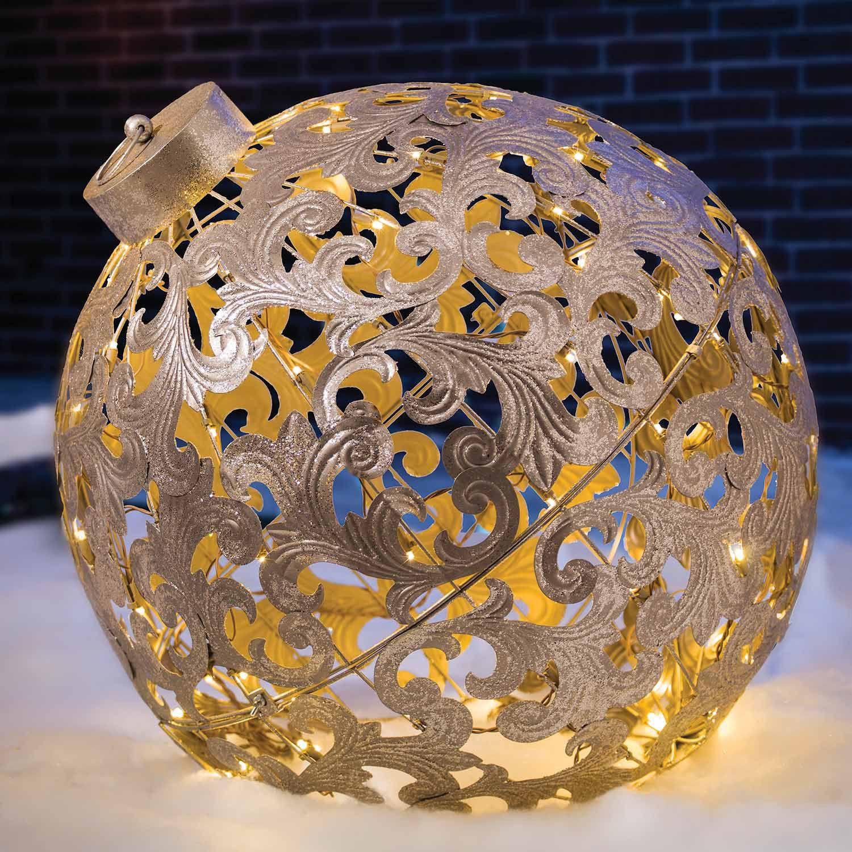 "Oversize LED Outdoor Ornament Decor - 27"" | Decor ..."