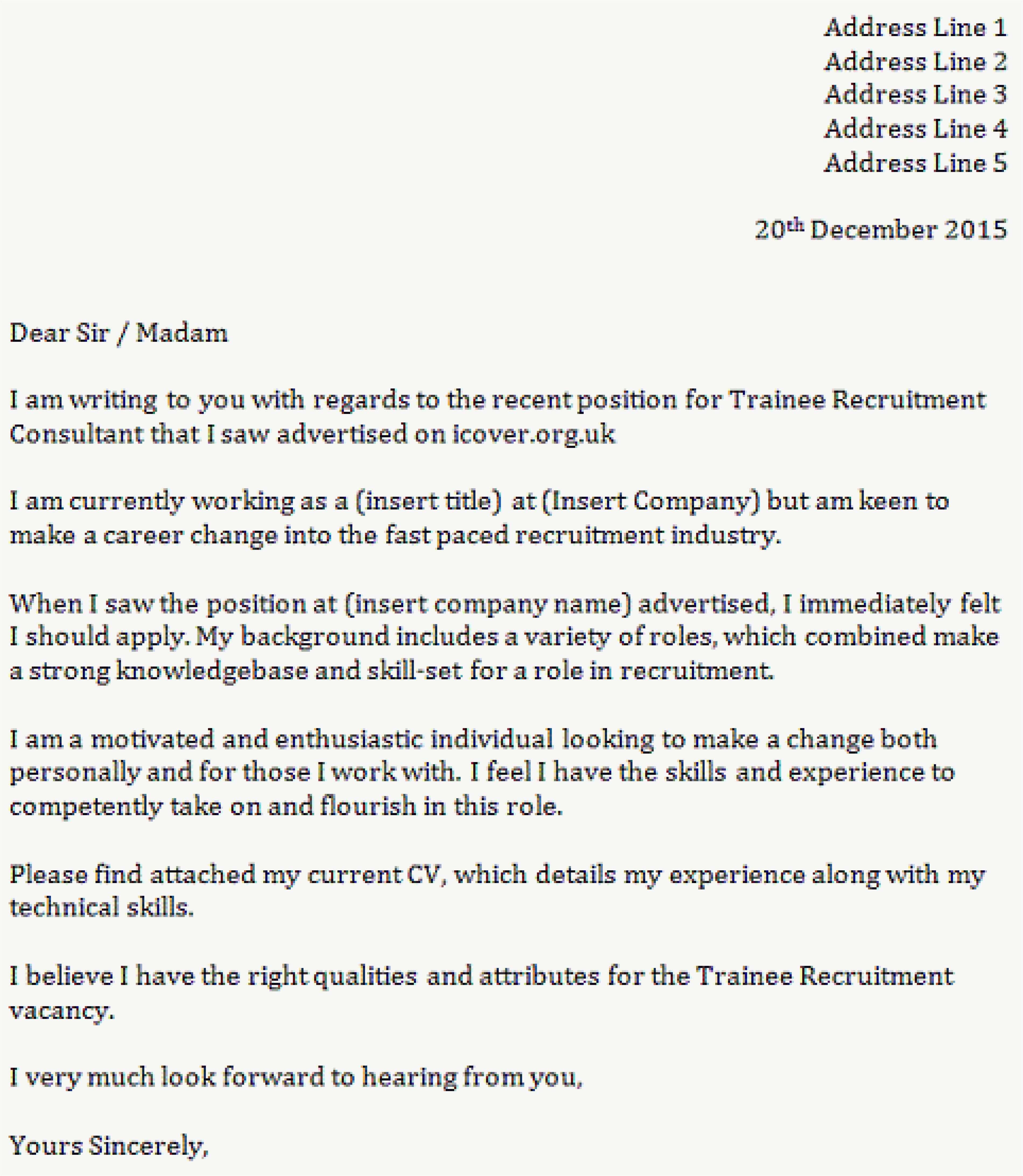 26 Effective Cover Letter Job Cover Letter Job Letter Simple Application Letter
