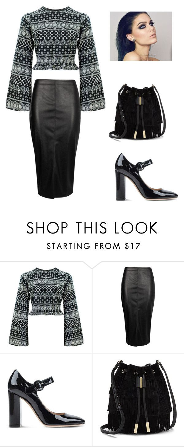 """Special Top"" by mayrae-sanchez on Polyvore featuring Vince Camuto, women's clothing, women, female, woman, misses and juniors"