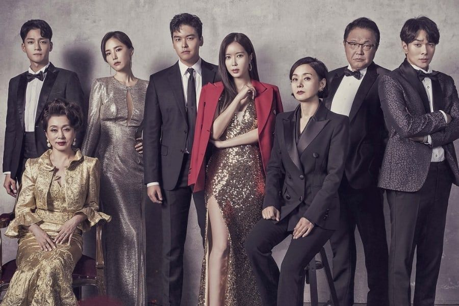"Cast And Crew Of ""Graceful Family"" To Go On Reward Vacation As Ratings Soar"
