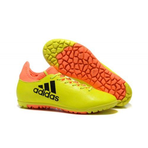 timeless design 64f9e 04df3 Adidas X - Adidas X 16.3 TF Gul Orange Sort