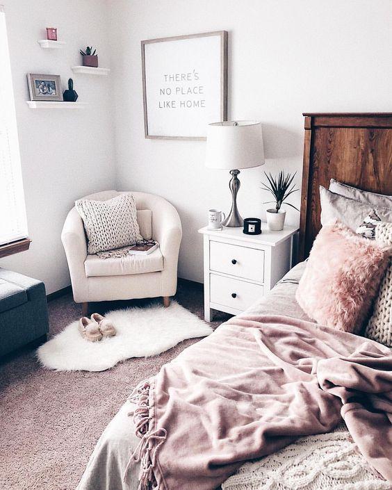 Habitaciones De Ensueño Dormitorios Decoracion De: 15 Habitaciones Estilo Pinterest ¡para Chicas Con Buenos
