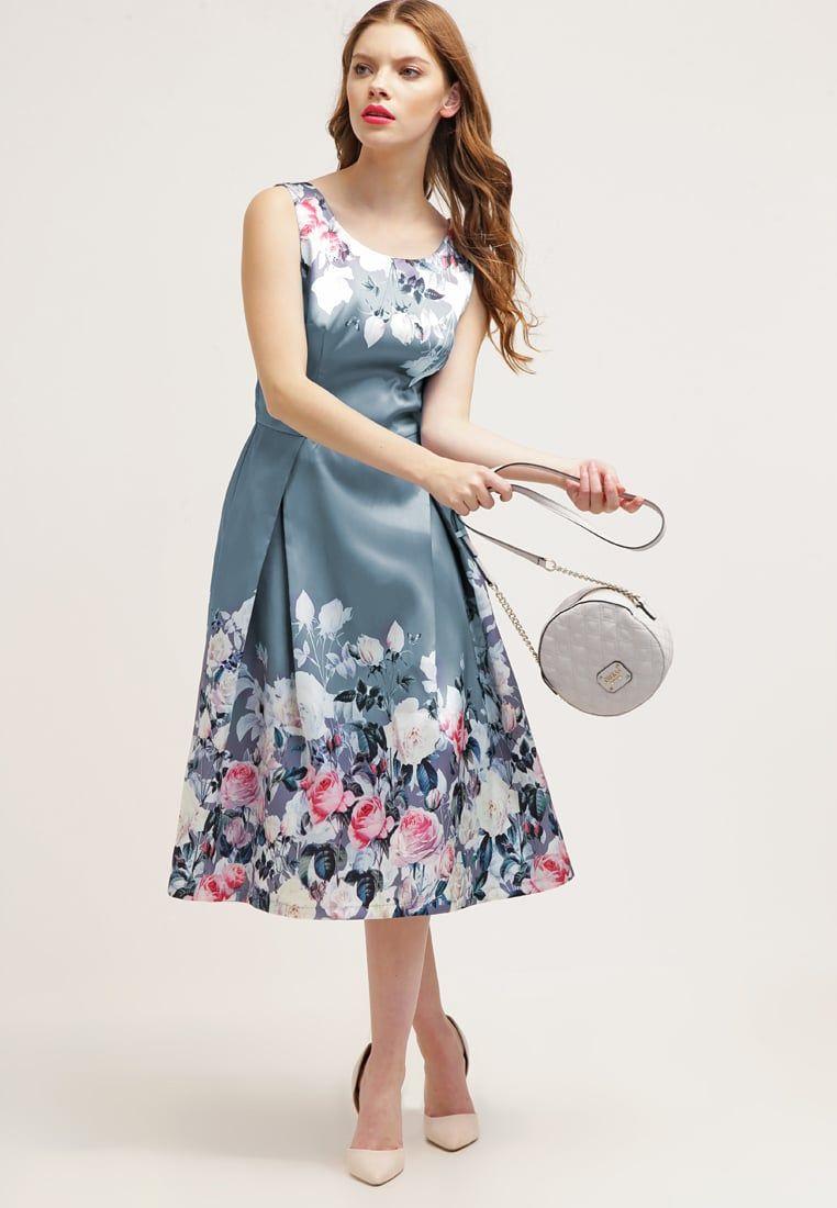 Chi Chi London Gwen Cocktailjurk Grey Zalando Nl Lovely Dresses Buy Dresses Online Dresses [ jpg ]
