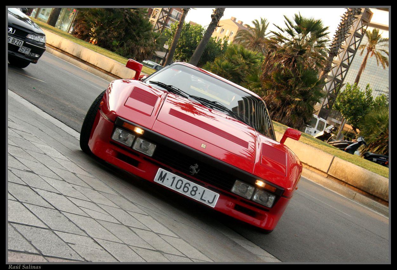 Ferrari 288 GTO.  Rare as f*ck.