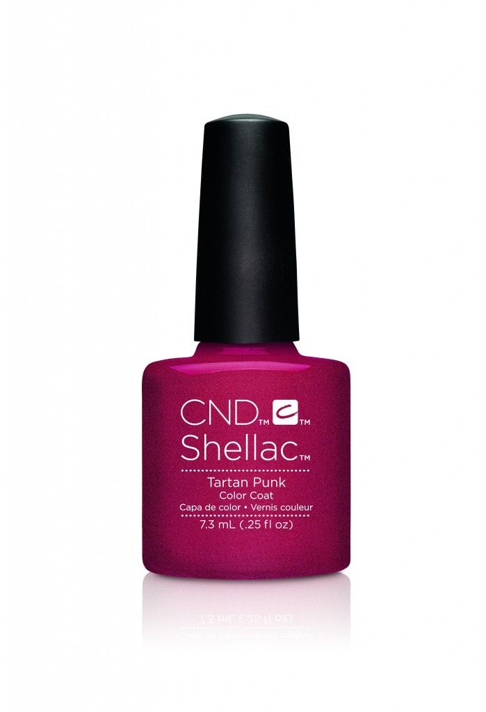 Fall Nail Polish Trends Review 2016: CND Shellac 14 Day Color ...