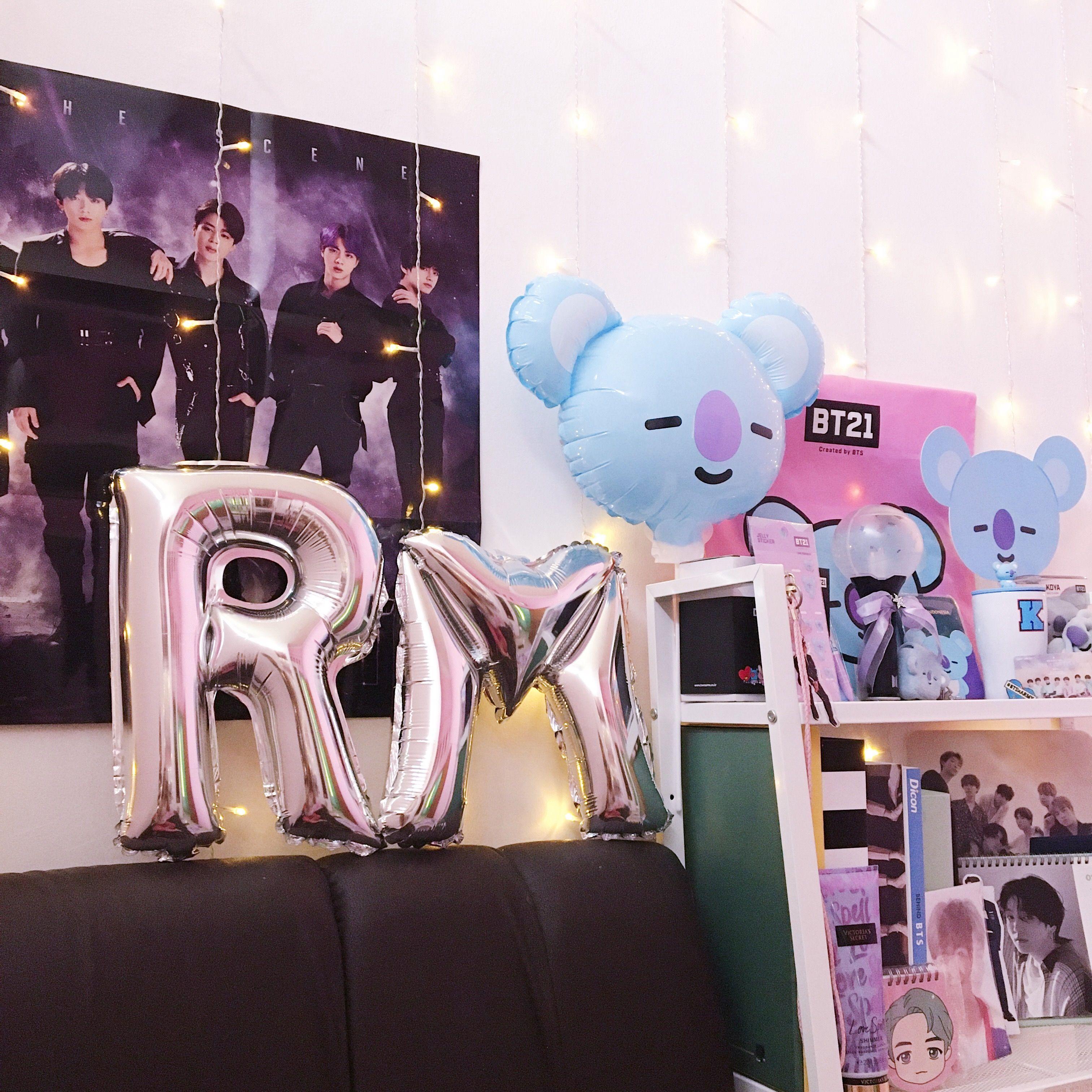 Bts Room Decor Room Decor Indie Room Decor Luxury BTS room pictures